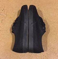 MOVMT Marcos Black Night Size 8 US Men's The People's Movement Skate Shoes