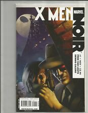 X-Men Noir 1-4 (2009) + X-Men Noir Mark of Cain 1-4 (2010) EXTREME HIGH GRADE !!