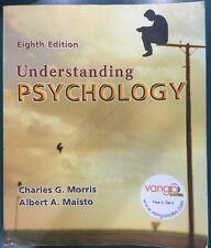 Understanding Psychology by Albert A. Maisto and Morris (2007, Paperback)