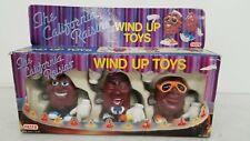Vintage Nasta The California Raisins Wind Up Toys