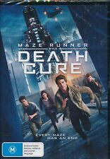 Maze Runner The Death Cure DVD NEW Region 4 Dylan O'Brien