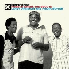 Kenny Drew - Home Is Where the Soul Is [New CD]
