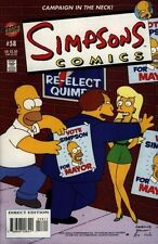 The Simpsons #58, Near Mint 9.4, 1st Print, Bongo Comics, Groening, Hard-to-Find