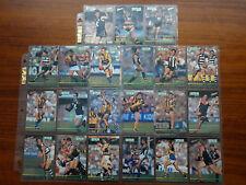 1995 AFL Select All Australian Set Of 21 Gold Cards