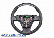 Genuine Volvo R-Design Sport Leather Steering Wheel C30 C70 V50 S40 See List NEW