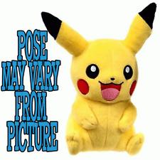 TOMY Pokemon Pikachu Peluche 8 in (ca. 20.32 cm) (posa può variare leggermente da immagine)