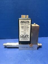 Unit UFC-1000A, MFC, Mass Flow Controller, AR, 7500 SCCM, w/ Pall Filter, Used