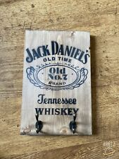Jack Daniels Clothes/ Key Hook Board - Man Cave