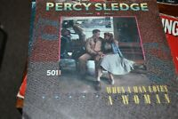 "PERCY SLEDGE    WHEN A MAN LOVES A WOMEN     7"" SINGLE   WEA   YZ96"