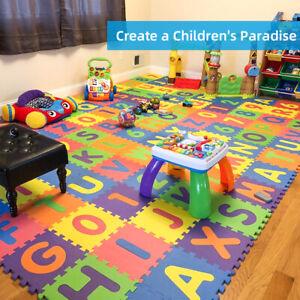 26/36/52 PCSKids Baby Alphabet/Number Interlocking EVA Foam Floor Mat  Gift