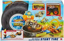 Hot Wheels Monster TRUCKS Arena delle Acrobazie Mattel Gvk48 Età 4
