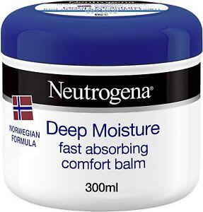 Neutrogena Norwegian Formula Deep Moisture Comfort Balm - 300 ml
