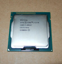 Intel Quad Core i7-3770 SR0PK 3.4GHz 8MB Socket LGA1155 Processor