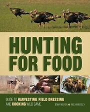 HUNTING FOR FOOD New & Free Shipping