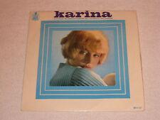 "KARINA HIERBA VERDE SPANISH ORIGINAL ISSUE EP 7"""