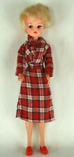 Pedigree Sindy blonde short hair Sunshine Party Girl Popsinger doll 80's