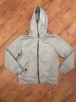 Polo Ralph Lauren Performance Hoodie Jacket Grey 8 Years