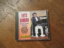 CD MUSIQUE ALBUM FATS DOMINO the fats domino collection