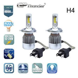 GP Thunder H4 HB2 9003 GP Thunder LED Headlight Kit Hi/Lo Power 2-Bulbs 6000K
