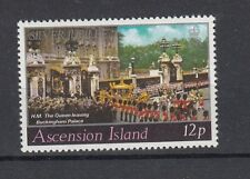 Ascension Island 1977 25 anniversario ascesa al trono Mnh