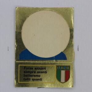 MEDAGLIONE ORO PANINI RIVERA N° 303 CALCIATORI 1973 74 [G1888]