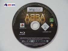 Singstar ABBA For Playstation 3 PS3 X-Display item - DISC ONLY