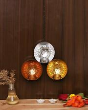 Iron Wall Sconce Antique Design Hanging Tealight Candle Holder Home Diwali Decor