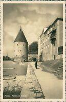 Ansichtskarte Passau Partie am Innufer   (Nr.9056)