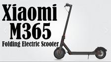 GENUINE Xiaomi M365 ELECTRIC SCOOTER EU & UK PLUG INC SPARE WHEEL CHARGER HELMET
