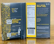 FitJoy Mini Protein Bars - Chocolate Peanut Butter 2 pack (32 bars)