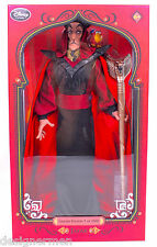 "New Disney Limited Edition 17"" Jafar Doll 1 of 2500"