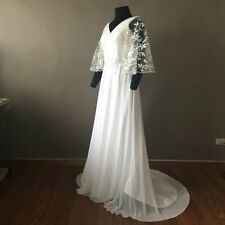 Wedding Gown fits Small to Medium
