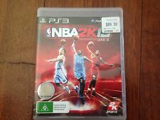 NBA 2K13 FOR PS3 VGC  AUSTRALIAN RELEASE