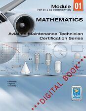***DIGITAL BOOK***EASA Part-66 Module M1 B1.1/B2 - Mathematics