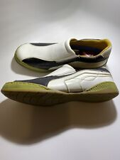 New Skechers Mens Sport loafer Leather Size 9.5 (505)