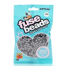 Artkal 1000 midi Bügelperlen 5mm Silber S42, Fuse beads