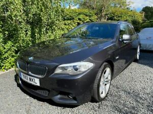BMW 2.0 520d M Sport Touring 2011 Grey