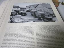 Nutzfahrzeug Archiv 5 Alltag 5330 Ladehof 1951