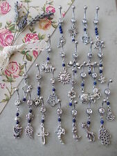 Titanium Stone Body Jewellery