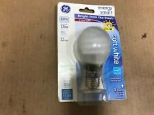 G E Lighting 42115 15W SW A19 CFL Bulb