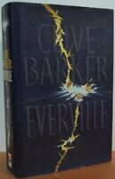 Everville: The Second Book of the Art By Clive Barker