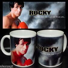 tazza mug ROCKY balboa stallone film scodella ceramica personalizzata