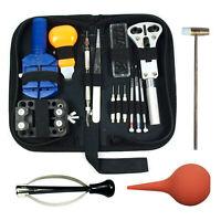 Watch Repair Tool Kit Case Opener Link Remover Spring Bar Tool Watch Hand Puller