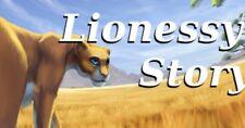 Lionessy Story PC Jeu téléchargement numérique Win Linux Clé Steam Visual Novel