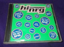 HINRG CD DANCE COMPILATION THE CLOCK CORONA ALPHA TEAM CULTURE BEAT DJ BOBO