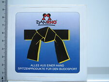 Pegatina Sticker danrho-budosport-ropa (5590)