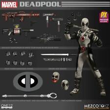 Mezco Toyz Collective One12 X-Force Deadpool PX Action Figure Previews Exclusive