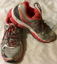 Womens Asics Brooks Ghost Size 8.5 Athletic Shoes Fluidride