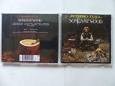 CD Album JETHRO TULL Songs from the wood 7243 5 81570 2 4