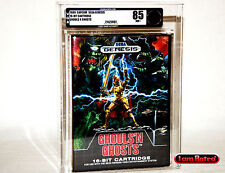 Ghouls 'N Ghosts SEGA Genesis Brand New Factory Sealed VGA 85 Mint SNES NES